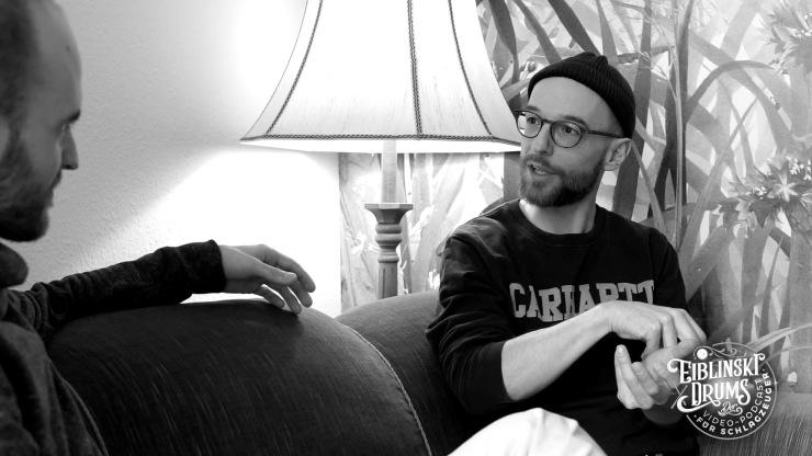 Christian Vinne, Drumsound, Recording, Alice Merton