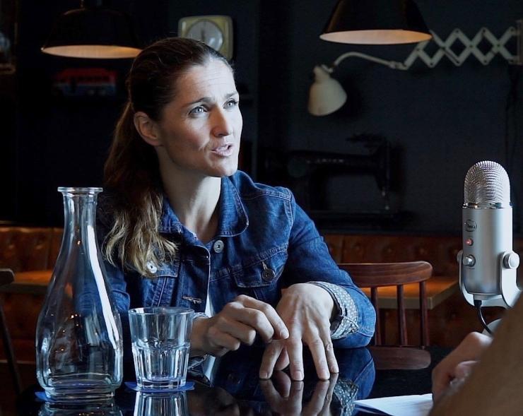 Lizz Görgl, Abfahrt, Super G, Weltmeisterin