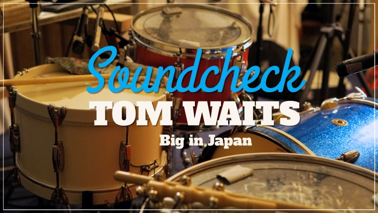 Tom Waits, Mule Variation, Recording, Drum Sound, Inspiration